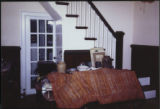 [Davis House Interior 1994 - Area In Front of Stairway]