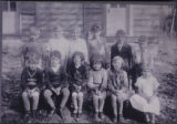 [Coram School Group That Used Former School circa 1930]