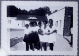 [Gordon Heights Young Women and Drum Majorettes]