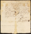 Crooke family papers,1737-1804(bulk 1737-1750)
