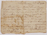 Ebenezer Stevens papers, 1739-1860. Series V: Revolutionary War documents, 1777
