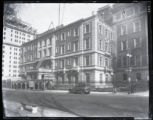 East side of Fifth Avenue from 100th Street to 101st Street, New York City, undated.