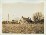 Gravesend: Voorhies- Shepherd House, 1240 Neck Road, rear view, 1923. Also occupied by Daniel D....