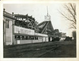 Gravesend: Giant Coaster, east side of W. 8 Street between Surf Avenue and the Boardwalk, Coney...