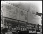 125th Street between Seventh Avenue and Lenox Avenue, New York City, December 1921: Brooklyn Shoe...