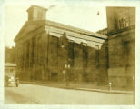 Lower Manhattan: former Mariners Temple (later Evangeline Italian Church), northwest corner of...