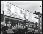 125th Street between Seventh Avenue and Lenox Avenue, New York City, January 1922: Brooklyn Shoe...