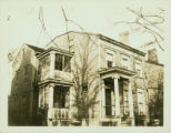Flushing: Mrs. Cameron [?], 194 Lincoln Avenue, northside, between Union Street and Bowne Avenue,...