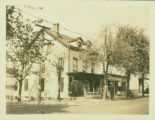 Flushing: former Union Club, northwest corner of 13th Street (College Point Road) and 5th Avenue,...