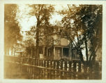 Flushing: Captain J. Graham House [later E. Platt Stratton),  west side of 13th Street (College...