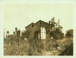 Jamaica: Abraam Van Siclen [?] House, north side of Liberty Avenue east of 105th Street [125th...