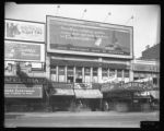 125th Street between Seventh Avenue and Lenox Avenue, New York City, April 27, 1926: Chesterfield...