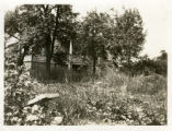 Newtown: Robert Mack Meek?] House (also J. Robinson House), south side of Old Road [part of old...