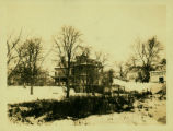 Newtown: Samuel Lord House, southwest side of Elmhurst Avenue, east of Broadway, 1922.