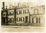 Brooklyn: 74 and 78 Orange Street, west of Henry Street, 1922. No. 74, home of Congressman Moses...