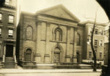 Brooklyn: Reformed Church on the Heights, near the northwest corner of Pierrepont Street and...