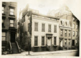 Brooklyn: Horatio C. King, 46 Willow Street between Cranberry Street and Orange Street, 1922.