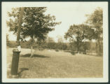Bronx: Berrien family burial plot in Van Cortlandt Park, southeast of the Van Cortlandt house, May...
