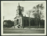 Bronx: Fordham Manor Reformed Dutch Church, north side of Kingsbridge Road opposite Aqueduct...