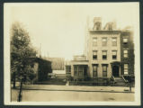 Brooklyn: Fisher Howe House, 26 and 28 Willow Street, east side, between Clark and Pierrepont...