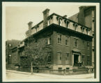 Brooklyn: Samuel McLean House, northeast corner of Pierrepont Street and Hicks Street, undated.