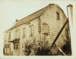 Flatbush: Birdsall House, 612 Flatbush Avenue, corner of Chester Court, opposite Fenimore Street,...