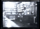 Flatbush: interior of store [Lenox Sport Shop?], undated.