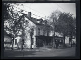 Flushing: [former Union Club, northwest corner of 13th Street (College Point Road) and 5th Avenue,...