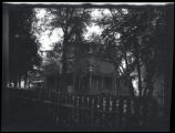 Flushing: [Captain J. Graham House [later E. Platt Stratton),  west side of 13th Street (College...