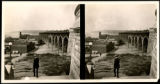 New York City: viaduct at 125th Street and Broadway, undated. Stereograph.