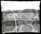 [Damaged negative] Eighth Avenue and Cathedral Parkway [i.e. 110th Street], New York City, May 31,...