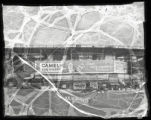 [Damaged negative] Eighth Avenue and Cathedral Parkway [i.e. 110th Street], New York City, July...