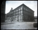 7th and 69th Regiment Armory, Cooper Square, New York City, 1908.