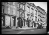 [Brooklyn: unidentified commercial buildings, undated.]