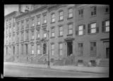 Brooklyn: 77 and 75 Remsen Street between Hicks Street and Henry Street, 1922. No. 77, Thomas...