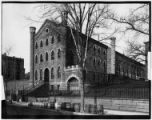 Brooklyn: Raymond Street Jail, Raymond Street (Ashland Place) between Willoughby Street and DeKalb...