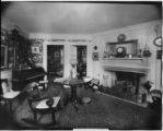 Bayshore, New York: music room, Sagtikos Manor House, undated.