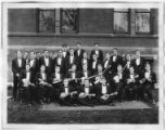 Members of the mandolin club at St. Paul's School in Concord, New Hampshire, undated (ca. 1900).