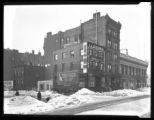2038-2040 Amsterdam Avenue and 503 W. 161st Street, New York, undated (ca. 1920). Jumel Building...