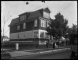 140 South 19th Street, Flushing, Queens, November 2, 1915. Photographed for Harriet E. Hassler.