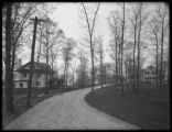 Circle Driveway, River View Manor, Hastings-on-Hudson, N.Y., May 22, 1917. Photographed for Joseph...