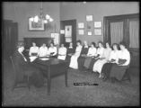 Business class for girls, Alexander Avenue Church House, Alexander Avenue and E. 141st Street,...