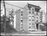 1644 Nelson Avenue, Bronx, N.Y., October 10, 1918. Photographed for B.G. Brown.