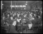 Crowd seated at unidentified auction, New York City, undated [ca. May 25, 1916].