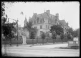 Charles M. Schwab House, Riverside Drive between W. 73rd Street and W. 74th Street, New York City,...