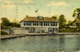 Boat House Bronx Park, New York, N.Y.