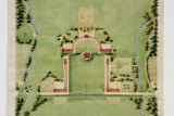 Plan of the Campus Grounds Detail Enlarged