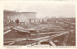 Barnum & Bailey's Circus Fire, May 21, 1910, Schenectady, N.Y. No. 6