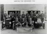 Lakeview Fire Department Hook and Ladder Company No. 1 - 1926