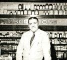 Pharmacist Joe Marra at Hunold Pharmacy in Port Washington